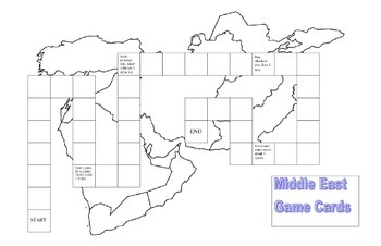 Middle East CRCT Review Game