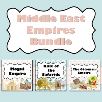 Middle East Empire PowerPoint Bundle