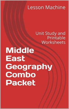 Middle East Geography Combo Pack