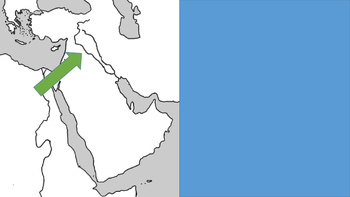 Middle East Map Reveal