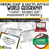 Middle East North Africa Geography I Cans, Middle East Pos