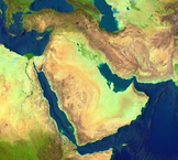 Middle East Region Mapping Activity