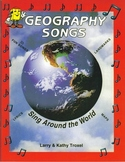 """Middle East Song"" MP3 from ""Geography Songs"" by Kathy Troxel/Audio Memory"