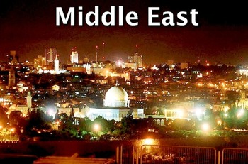 """Middle East Song Video by Kathy Troxel from """"Geography Songs"""""""