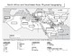 Middle East/Southwest Asia and North Africa Map Activity - ANSWER KEY TOO