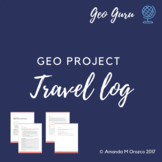 Geo Project: Travel Log
