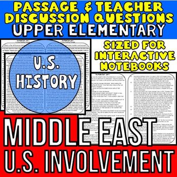 The Middle East: Non-Fiction Reading Passage