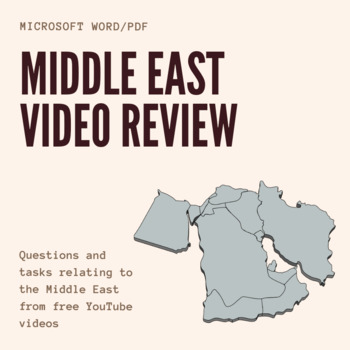 Middle East Video Review