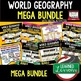 Middle East and North Africa MENA BUNDLE (World Geography Bundle)