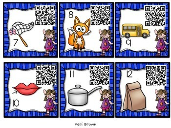 Middle Fiddle: Middle Sounds with QR Twist