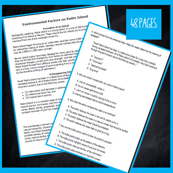Middle Grades ELA Test-Prep Passages