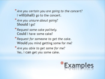 Middle Grades Grammar PowerPoint Collection