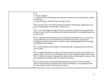 Middle/High School Sociology Unit Plan: 10 Weeks