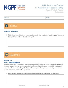 44++ Ngpf worksheet answers For Free
