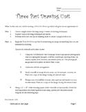 Art - 3 Style Drawing Unit / 6-8 grade