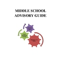 Middle School Advisory Period Guide with Character Educati