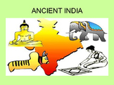 Middle School- Ancient India UNIT PLAN!