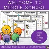 Middle School Arrival EFL Unit