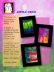 Middle School Art Lessons - Exploring the color fields of