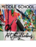 Middle School Art Syllabus