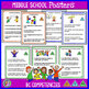 Middle School - BC Core Competency Posters {Printable & Editable}
