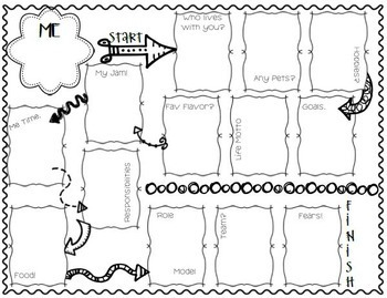 Middle School Beginning of the Year Activity Bundle