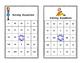 Middle School Bingo Game-Algebra- Equations -All 4 Operati