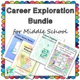 Middle School Career Lesson Bundle