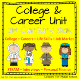 Careers and College: Exploring Career Clusters & College Pathways