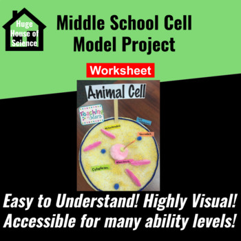 Middle School Cell Model Project