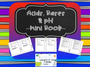 Middle School Chemistry Mini Books ~ Growing Bundle