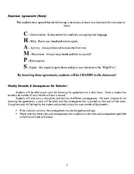 Syllabus Samples - Middle School ELA