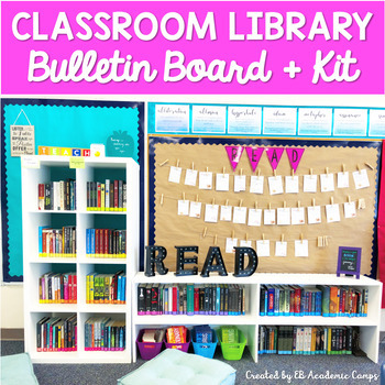Middle School Classroom Library Kit