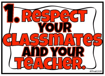 Middle School Classroom Rules   3