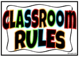 Middle School Classroom Rules | 3