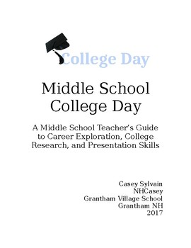 Middle School College Day