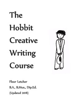 The Hobbit Creative Writing Course