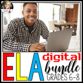 Middle School ELA Digital Bundle