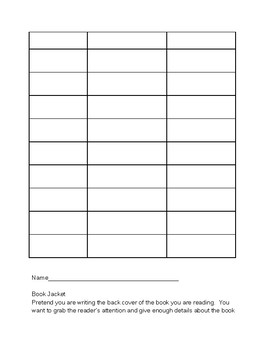 Middle School ELA Graphic Organizers