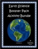 TpT Digital-Ready Middle School Earth Science Activity Bun