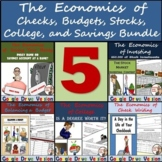 Middle School Economics Bundle for Distance Learning - ALL