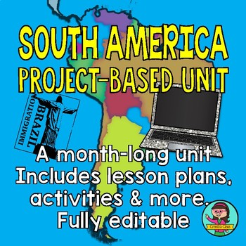 South America Environment Issues PBL