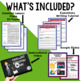 EXPOSITORY WRITING PROMPTS BUNDLE - 10 Lessons!!!! - Middl
