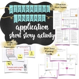 Middle School Figurative Language Activity: Application with Short Story Writing
