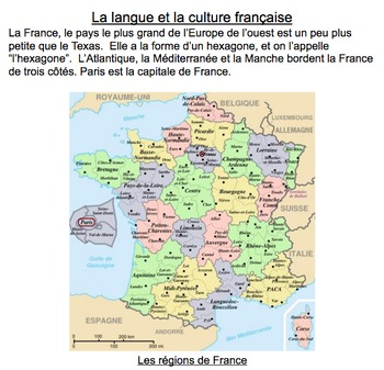 Middle School French Exploratory Program