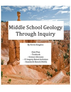 Middle School Geology through Inquiry