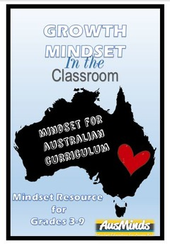 Middle School Grade 3-9 Growth Mindset Resource