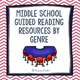 Guided Reading: Within, Beyond, and About the Text Questio