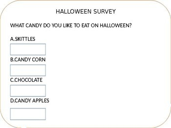 Middle School Halloween Language Lesson