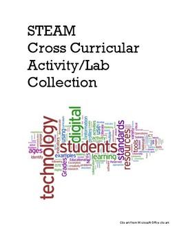 STEAM Cross-Curricular Activity Book 2017
